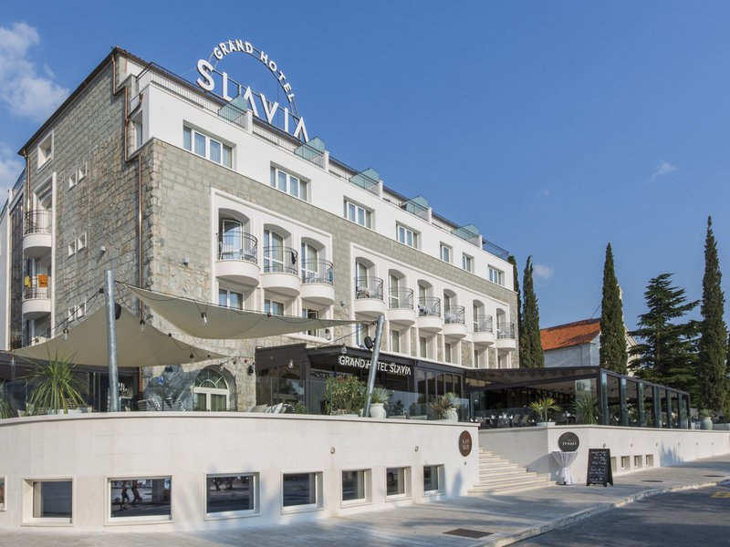 Grand Hotel Slavia - 1 Popup navigation