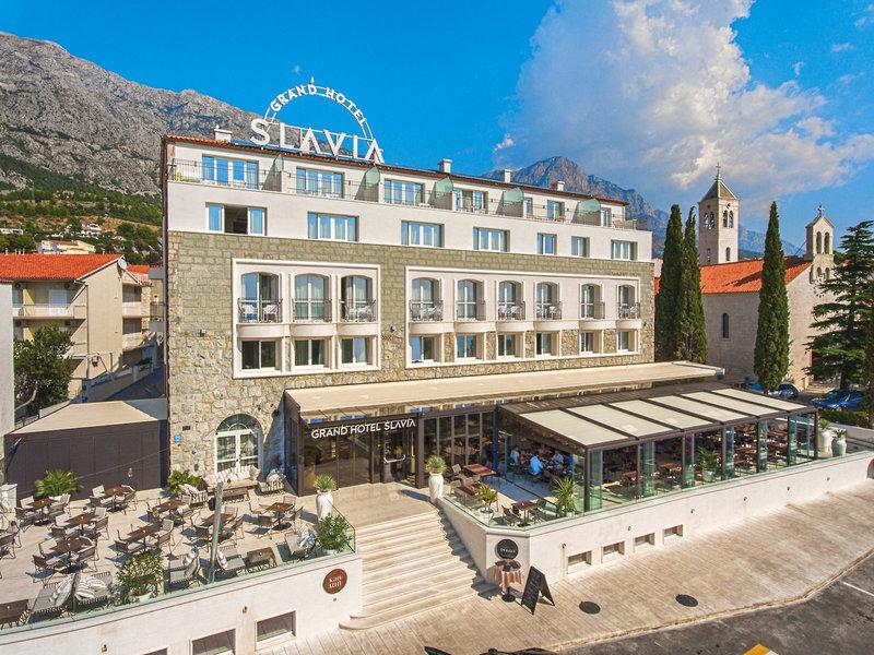 Grand Hotel Slavia - 3 Popup navigation