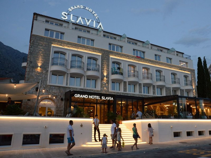 Grand Hotel Slavia - 5 Popup navigation