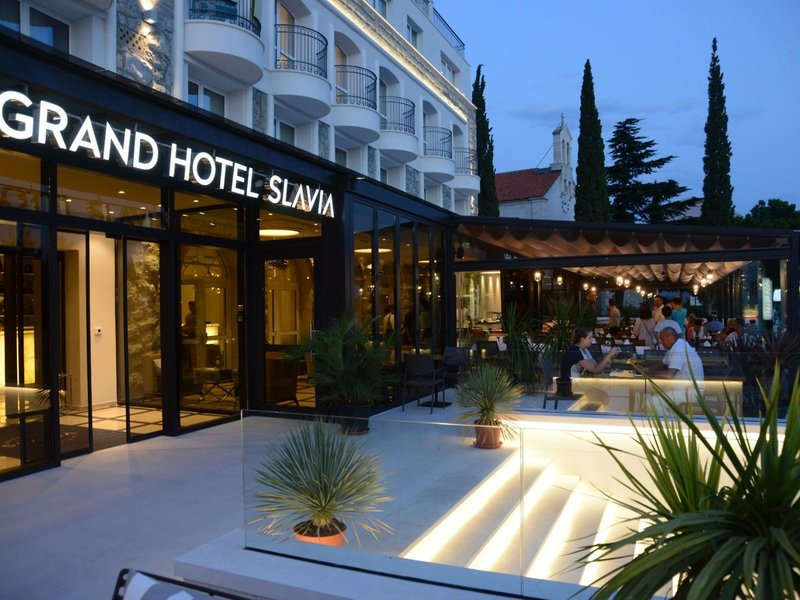 Grand Hotel Slavia - 18 Popup navigation